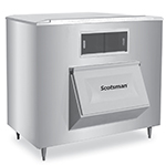 "Scotsman BH1300SS-A 60"" Wide 1400-lb Ice Bin with Lift Up Door"