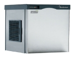 Scotsman C0322SA-1B Ice Maker, Half Cube, 356-lb/24 Hr, Air Cooled, 115/1 V