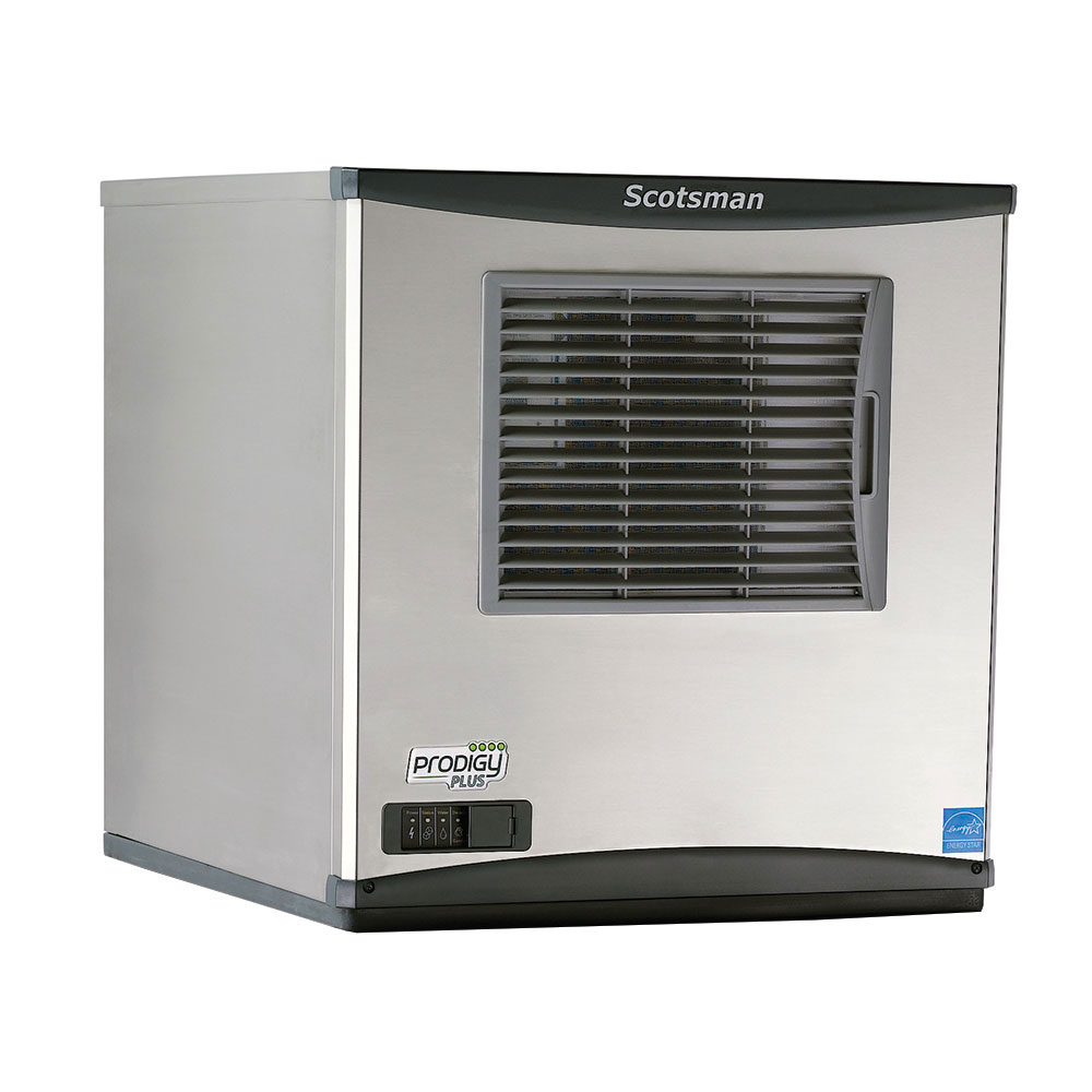 "Scotsman C0322MA-1 22"" Prodigy Plus® Full Cube Ice Machine Head - 356-lb/day, Air Cooled, 115v"