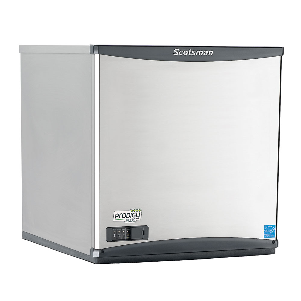 "Scotsman C0322MW-1 22"" Prodigy Plus® Full Cube Ice Machine Head - 366-lb/day, Water Cooled, 115v"