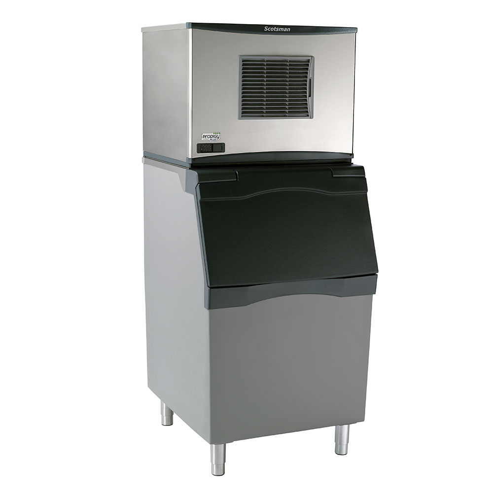 Scotsman C0330SA1AB330P 350-lb/Day Prodigy Half Cube Ice Maker w/ 344-lb Bin, Air Cooled, 115v