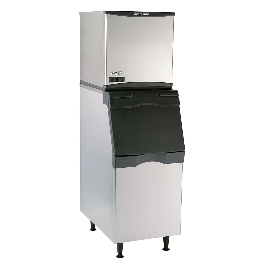 Scotsman C0522SA1AB322S 474-lb/Day Prodigy Half Cube Ice Maker w/ 370-lb Bin, Air Cooled, 115v