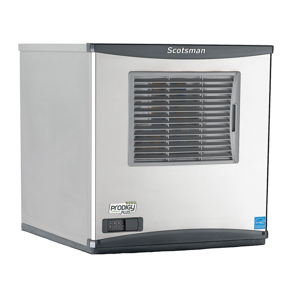 "Scotsman C0522SA-32 22"" Prodigy Plus Cube Ice Machine Head - 475-lb/24-hr, Air Cooled, 208-230v/1ph"