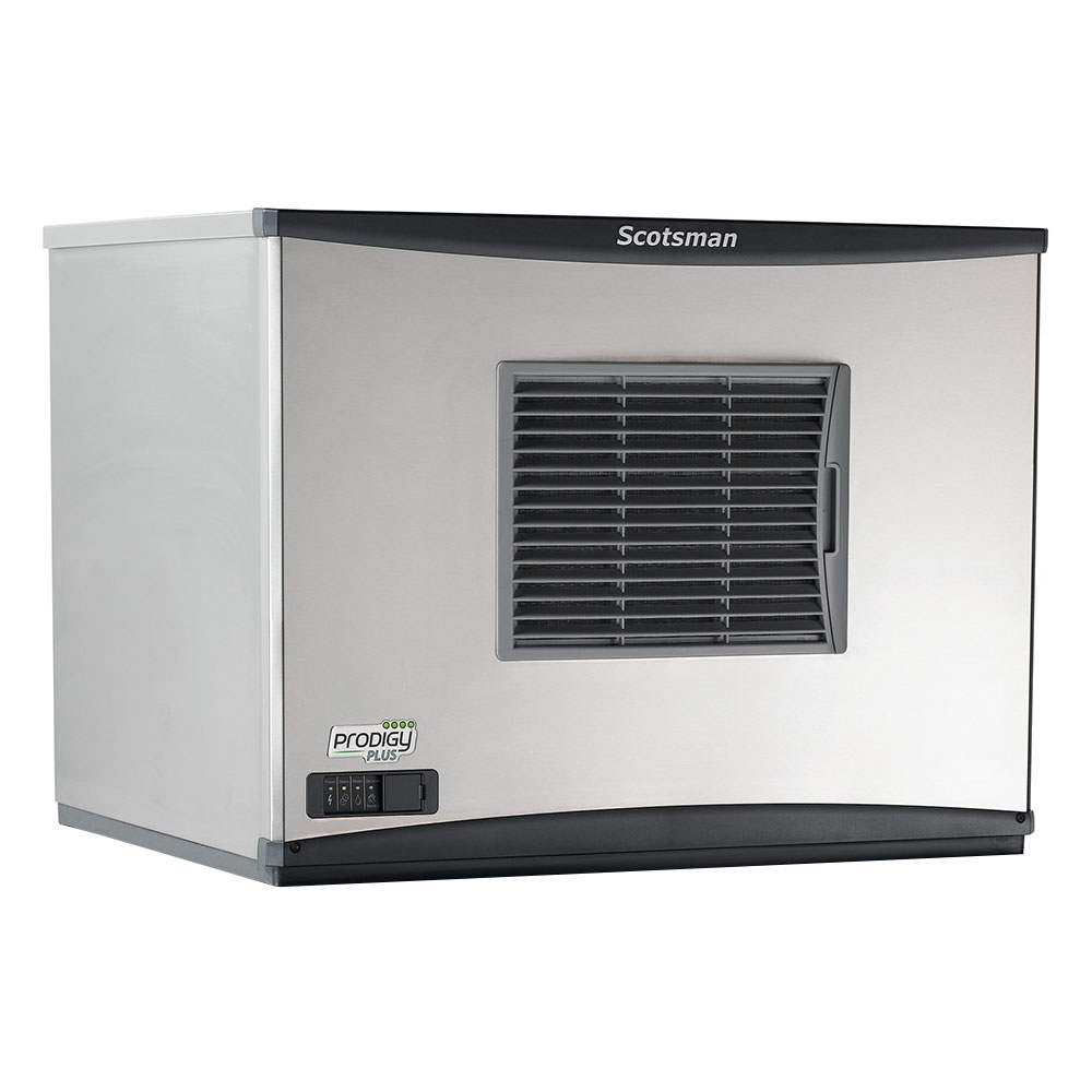 "Scotsman C0530MA-32 30"" Prodigy Plus Cube Ice Machine Head - 525-lb/24-hr, Air Cooled, 208-230v/1ph"