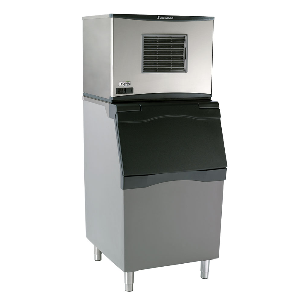 Scotsman C0630SA32AB530P 776-lb/Day Prodigy Half Cube Ice Maker w/ 420-lb Bin, Air Cooled, 208v/1ph