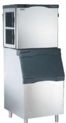 Scotsman C1030SA32AB842S 1077-lb/Day Prodigy Half Cube Ice Maker w/ 778-lb Bin, Air Cooled, 208v/1ph