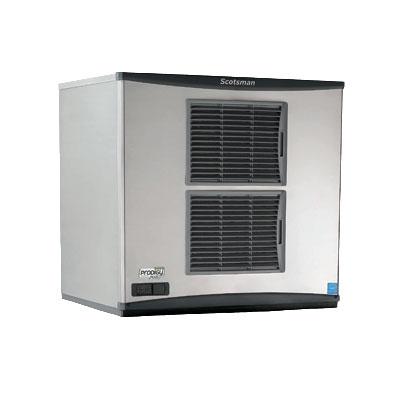 """Scotsman C0830SA-3 30"""" Cube Ice Machine Head - 905-lb/24-hr, Air Cooled, 208-230v/3ph"""