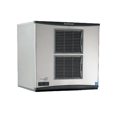 "Scotsman C0830SA-3 30"" Prodigy™ Plus Full Cube Ice Machine Head - 905-lb/day, Air Cooled, 208-230v/3ph"
