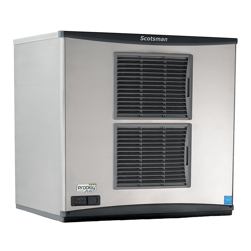 "Scotsman C1030MA-32 30"" Prodigy Plus® Cube Ice Machine Head - 1077-lb/24-hr, Air Cooled, 208-230v/1ph"