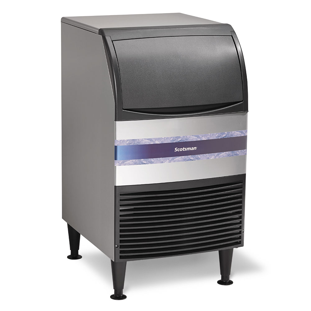 Scotsman CU0920MA-1 Undercounter Full Cube Ice Maker - 100-lbs/day, Air Cooled, 115v