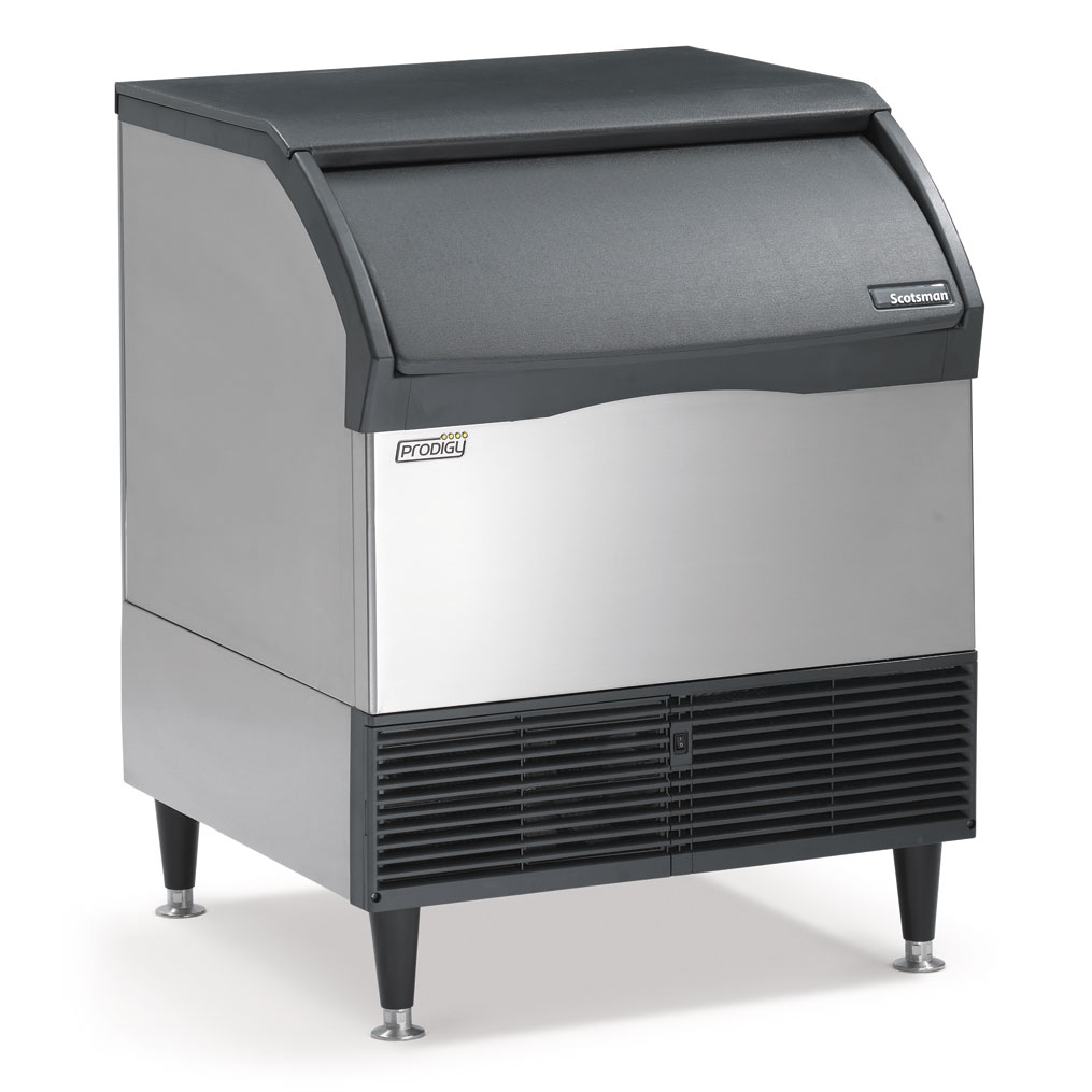 Scotsman CU3030SW-1 Undercounter Half Cube Prodigy Ice Maker - 310-lbs/day, Water Cooled, 115v