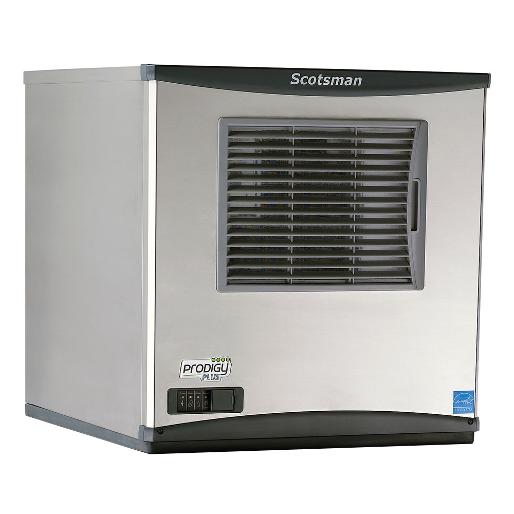 "Scotsman F0822A-1 22"" Prodigy Plus® Flake Ice Machine Head - 800-lb/24-hr, Air Cooled, 115v"