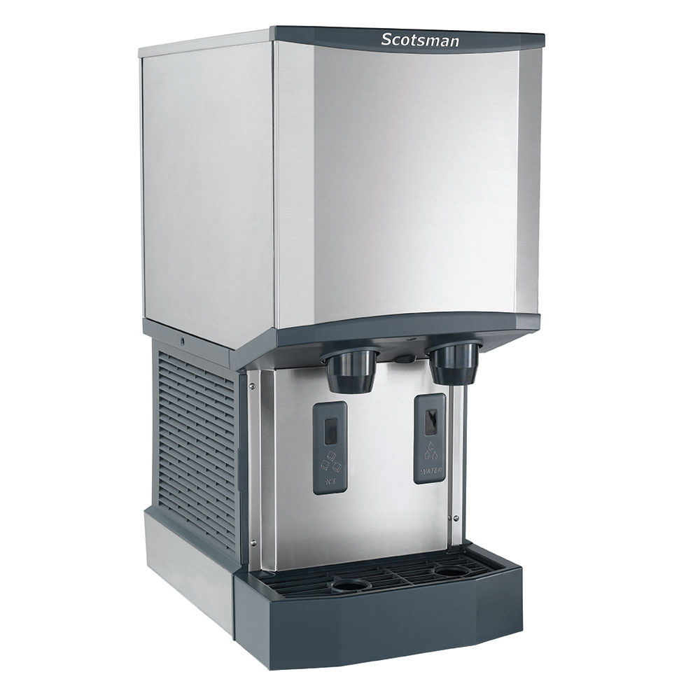 Scotsman HID312A-1 Countertop Nugget Ice Dispenser w/ 12-lb Storage, Cup Fill, 115v