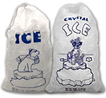 Scotsman KBAG Ice Bags for Speedy Fill Bagger Kit
