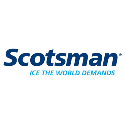 Scotsman KDFS Door Panel Front Kit for SCCG50M1BU & SCCP50M1BU Ice Makers, Stainless
