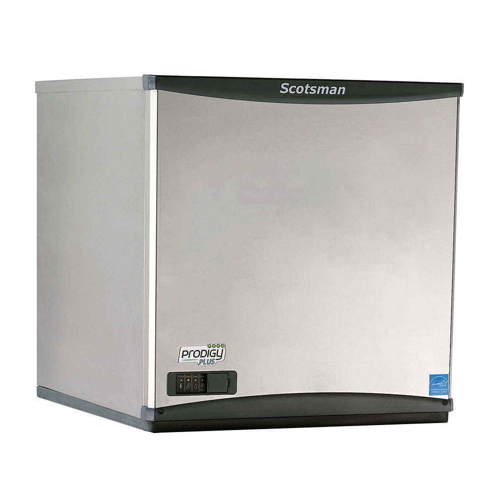"Scotsman N0422W-1 22"" Prodigy Plus® Nugget Ice Machine Head - 455-lb/24-hr, Water Cooled, 115v"