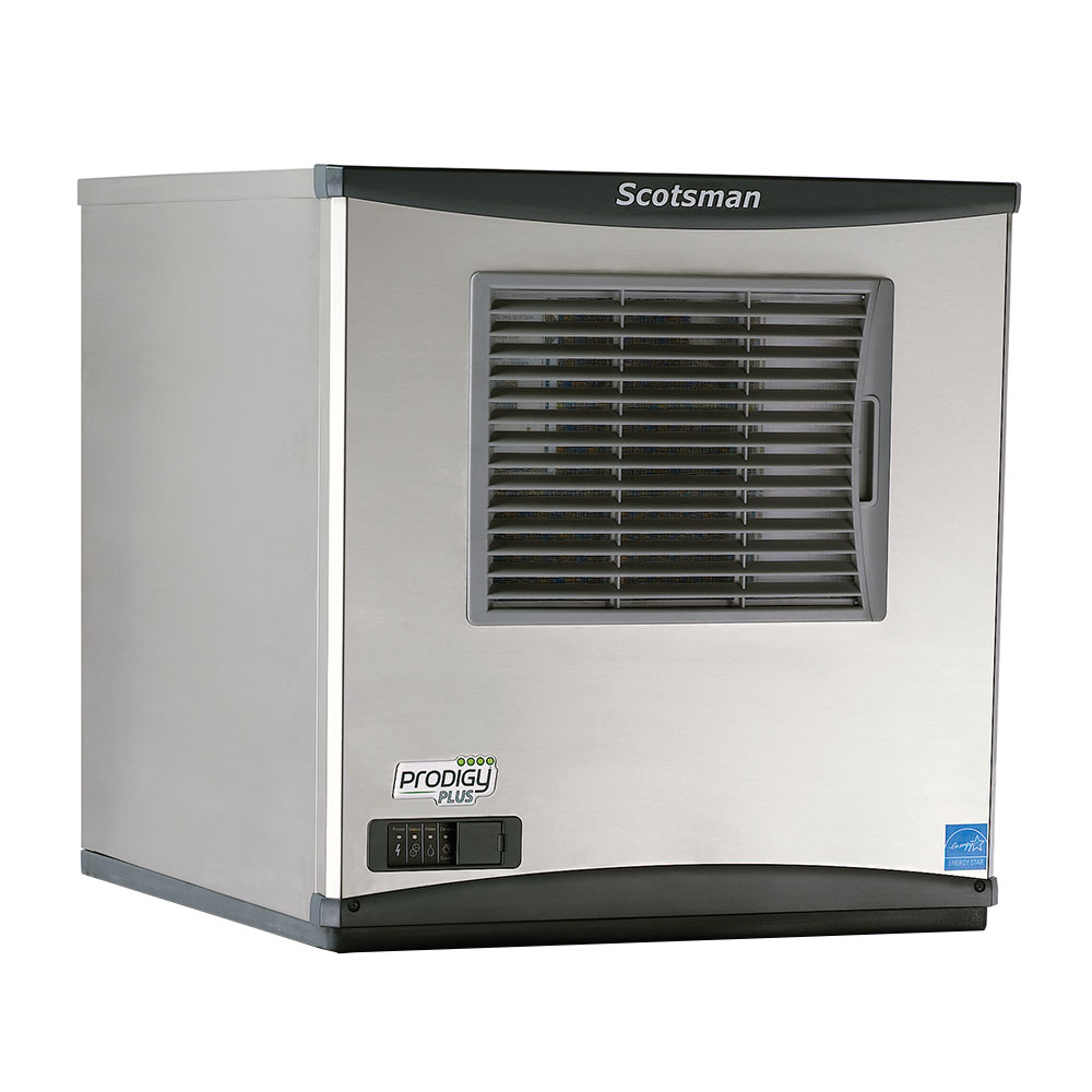 "Scotsman N0622A-1 22"" Prodigy Plus Nugget Ice Machine Head - 643-lb/24-hr, Air Cooled, 115v"