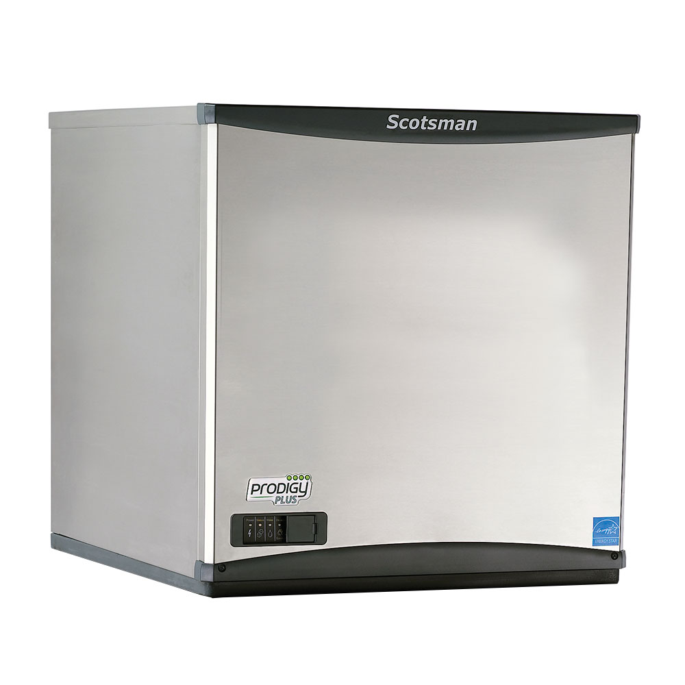 "Scotsman N0622W-1 22"" Prodigy Plus Nugget Ice Machine Head - 715-lb/24-hr, Water Cooled, 115v"