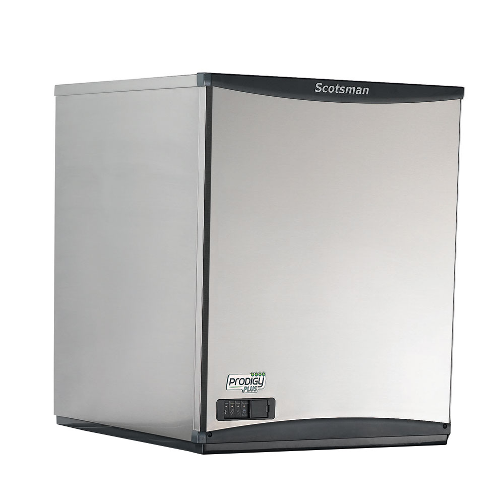 "Scotsman N1322W-3 22"" Prodigy Plus® Nugget Ice Machine Head - 1354-lb/24-hr, Water Cooled, 208-230v/1ph"