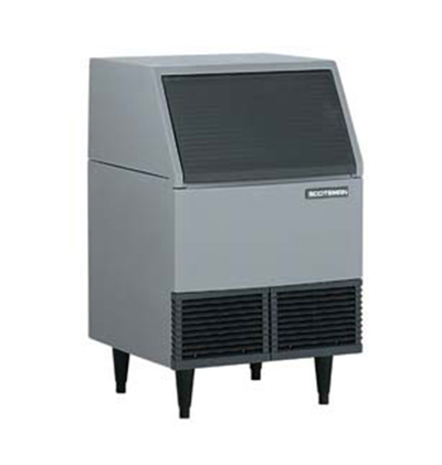 Scotsman AFE424W-1 Undercounter Flake Ice Maker - 395-lbs/day, Water Cooled, 115v