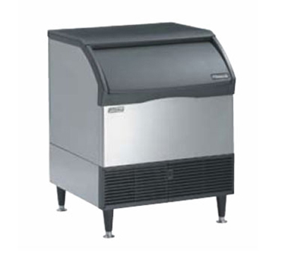 Scotsman CU3030MA-1 Undercounter Full Cube Ice Maker - 250-lbs/day, Air Cooled, 115v