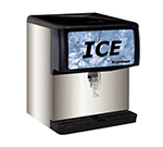 Scotsman ID200B-1 Countertop Cube Ice Dispenser w/ 200-lb Storage, Cup Fill, 115v