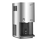 Scotsman MDT4F12A-1 Countertop Flake Ice Dispenser w/ 12-lb Storage, Cup Fill, 115v