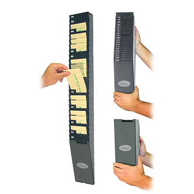 Lathem 259EX Time Clock Accessories, 25 Slot Card Rack