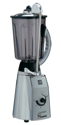 Dynamic 37-4LPV1 Santosafe Mixer Blender w/ 4-Liter Polycarbonate Container, Painted, 100-120 V