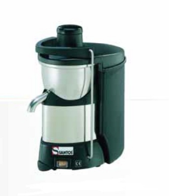 Dynamic 50V1 Centrifugal Juice Extractor w/ Polyethylene Container, Black, 100-120 V