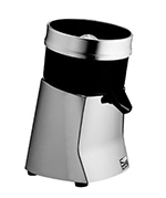 Dynamic 71C Santos Citrus Juicer w/ Removable Squeezer Cone, Chrome, 220-240 V