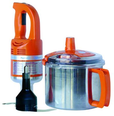 Dynamic DYNACUTTERCOMP Dynacutter Food Processor, 6.5-Gallon w/ Serrated Blade
