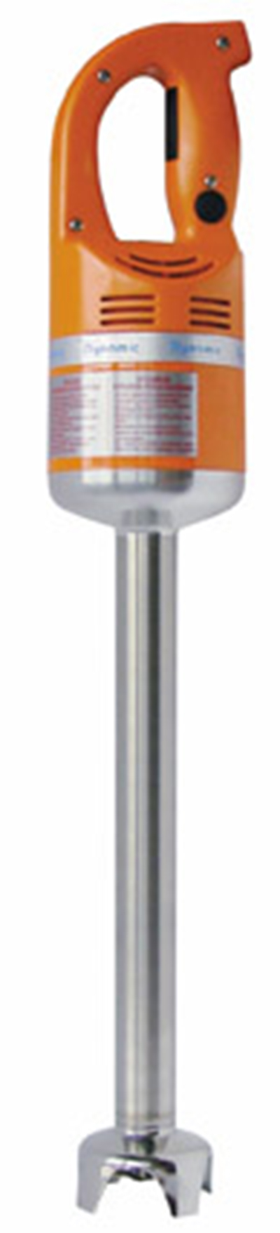 "Dynamic MX013.1-115V 18"" Immersion Master Mixer- 30-gal, 115v"