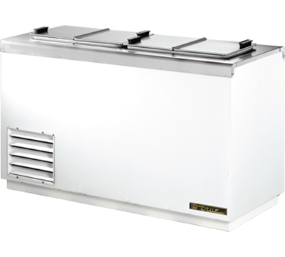 "Master-bilt DC-4S 54.13"" Stand Alone Ice Cream Freezer w/ 6-Tub Capacity & 4-Tub Storage, 115v"