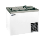 "Master-bilt DC-6DSE 43"" Stand Alone Ice Cream Freezer w/ 8-Tub Capacity & 5-Tub Storage, 115v"