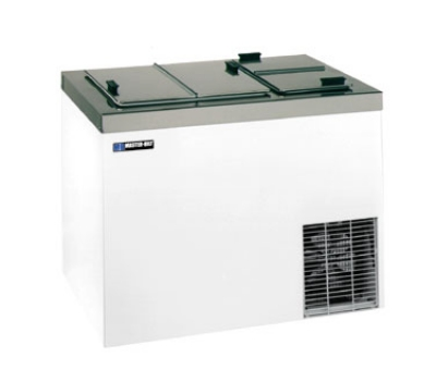 "Master-bilt DC-8DSE 54"" Stand Alone Ice Cream Freezer w/ 11-Tub Capacity & 8-Tub Storage, 115v"
