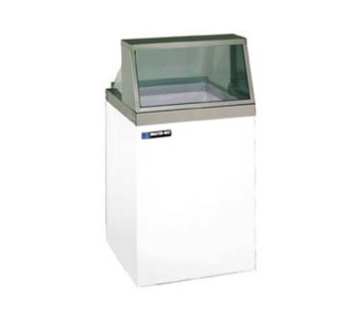 "Master-bilt DD-26 26.5"" Stand Alone Ice Cream Freezer w/ 4-Tub Capacity, 115v"