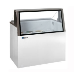 "Master-bilt DD-46L 47.75"" Stand Alone Ice Cream Freezer w/ 8-Tub Capacity & 4-Tub Storage, 115v"