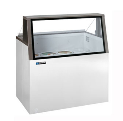 Master-Bilt DD-46L 47.75 Stand Alone Ice Cream Freezer w/...