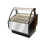 "Master-bilt GEL-12 85.5"" Stand Alone Ice Cream Freezer w/ 48-Pan Capacity, 208-230v/1ph"