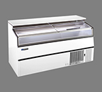 "Master-bilt GT-60 72.3"" Low Temp Horizontal Display Merchandiser - 17.4-cu ft, White"