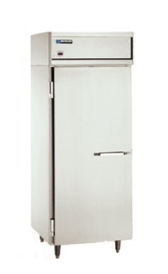 "Master-bilt IHC-27 31"" Single Section Reach-In Freezer, (1) Solid Door, 208v/1ph"