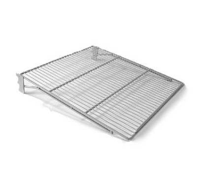 Master-bilt 33-01519 Cantilever Shelving for IHC27 - 2-Position, Welded Wire, Gray