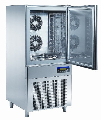 "Master-bilt MBCF93/55-8 32"" Floor Model Blast Chiller - (8) Pan Capacity, 220v/3ph"