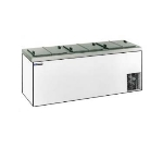 "Master-bilt DC-12D 84.63"" Stand Alone Ice Cream Freezer w/ 18-Tub Capacity & 15-Tub Storage, 115v"