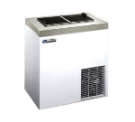"Master-bilt DC-2S WHT 30.5"" Stand Alone Ice Cream Freezer w/ 3-Tub Capacity & 1-Tub Storage, 115v"