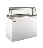 "Master-bilt DD-26CG 26.5"" Stand Alone Ice Cream Freezer w/ 4-Tub Capacity, 115v"