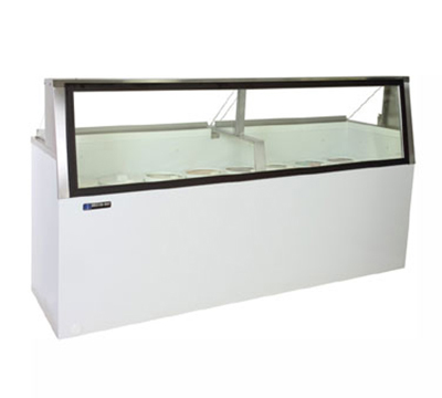 Master-Bilt DD-88L 90.75 Stand Alone Ice Cream Freezer w/...