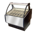 "Master-bilt GEL-6 46.31"" Stand Alone Ice Cream Freezer w/ 24-Pan Capacity, 208-230v/1ph"