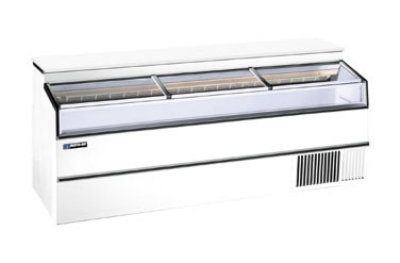 "Master-bilt GT-80 95.94"" Stand Alone Ice Cream Freezer w/ 16-Pan Capacity, 115v"